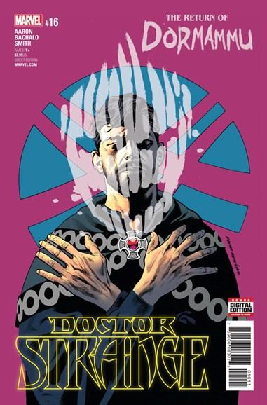 Doctor Strange Cover - 3/1/2017