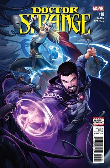 Doctor Strange Cover - 5/1/2017