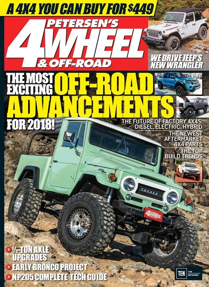 4 Wheel & Off-Road Cover - 3/1/2018