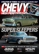 Chevy High Performance Magazine 3/1/2018