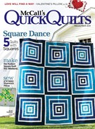 Quick Quilts Magazine 2/1/2018
