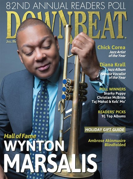 DownBeat Cover - 12/1/2017