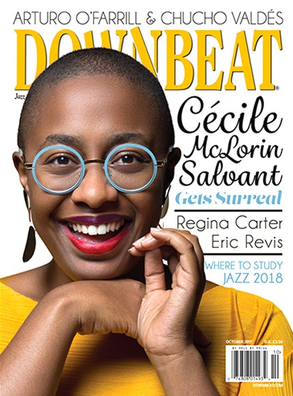DownBeat Cover - 10/1/2017