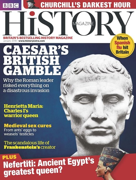 BBC History Cover - 1/1/2018