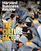 Harvard Business Review Magazine 1/1/2018