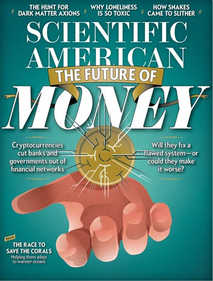 Scientific American Cover - 1/1/2018