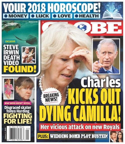 Globe Cover - 1/1/2018