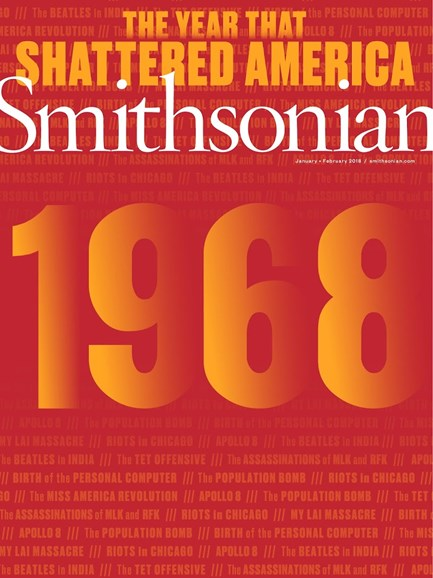 Smithsonian Cover - 1/1/2018