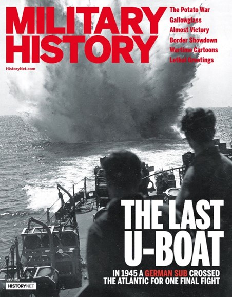 Military History Cover - 7/1/2016