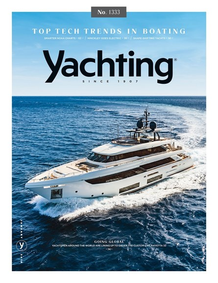Yachting Cover - 1/1/2018