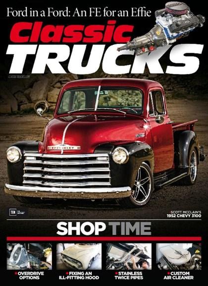 Classic Trucks Cover - 3/1/2018