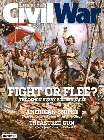 America's Civil War Cover - 1/1/2016