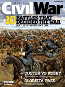America's Civil War Magazine 11/1/2015