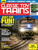 Classic Toy Trains Magazine 2/1/2018