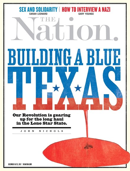 The Nation Cover - 12/18/2017