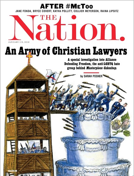 The Nation Cover - 1/1/2018