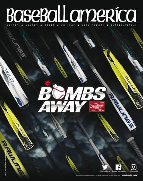 Baseball America Cover - 12/22/2017