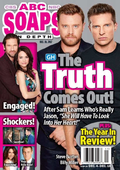 ABC Soaps In Depth Cover - 12/18/2017