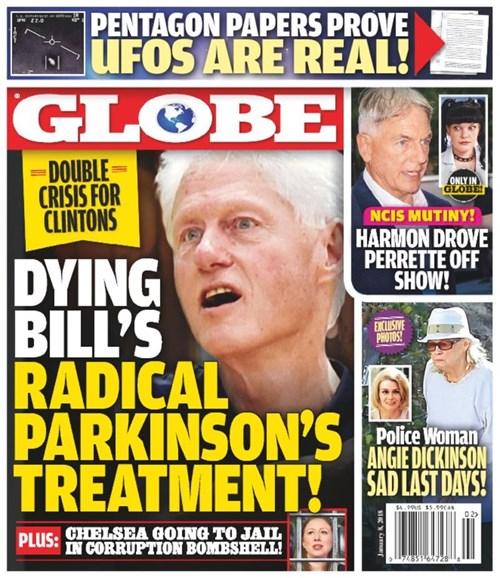 Globe Cover - 1/8/2018