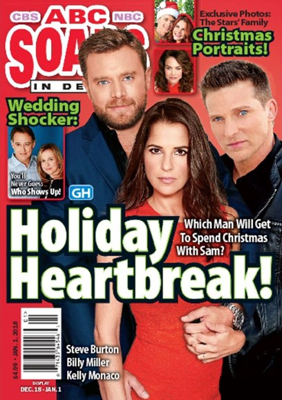 ABC Soaps In Depth Cover - 1/1/2018
