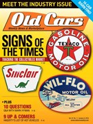 Old Cars Weekly Magazine 1/4/2018