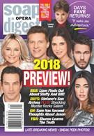Soap Opera Digest Magazine 1/1/2018