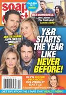 Soap Opera Digest Magazine 1/8/2018
