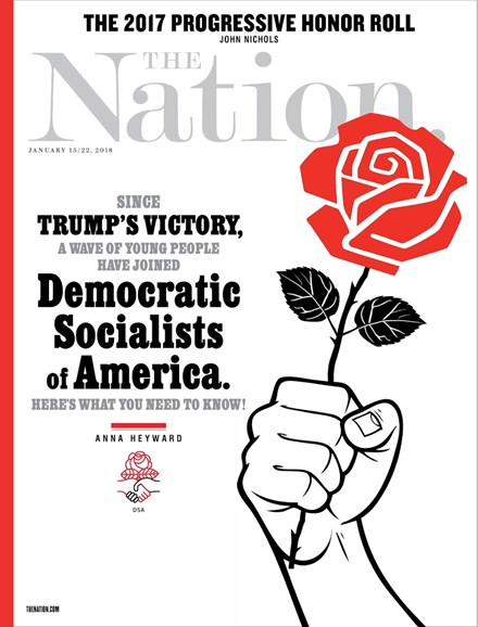 The Nation Cover - 1/15/2018