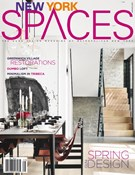 New York Spaces magazine 4/1/2017