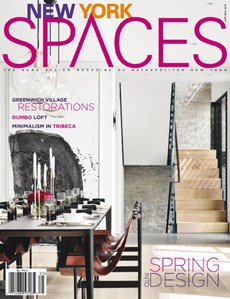 New York Spaces   4/2017 Cover