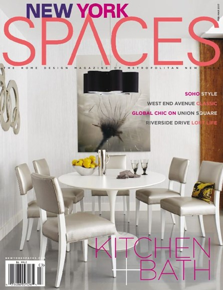 New York Spaces Cover - 2/1/2017