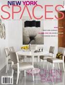 New York Spaces magazine 2/1/2017