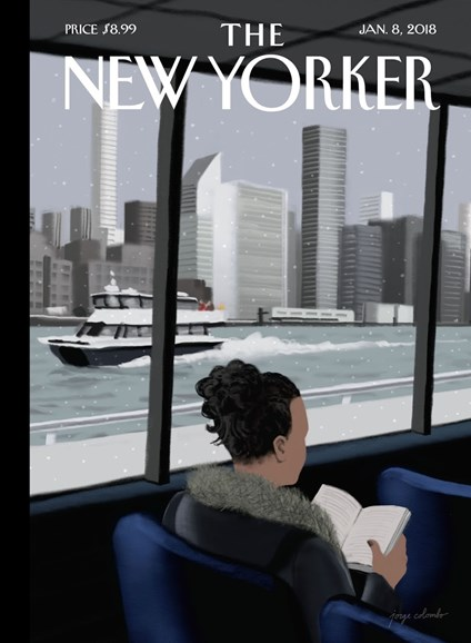 The New Yorker Cover - 1/8/2018
