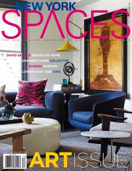 New York Spaces Cover - 10/1/2016