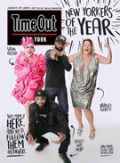 Time Out New York Magazine 12/20/2017