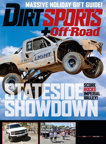 Dirt Sports & Off-Road Cover - 2/1/2015