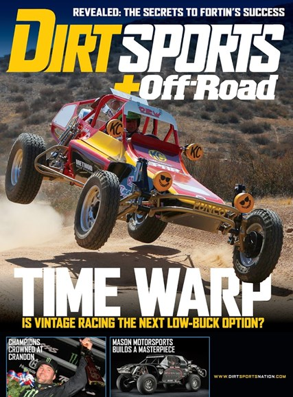 Dirt Sports & Off-Road Cover - 1/1/2015