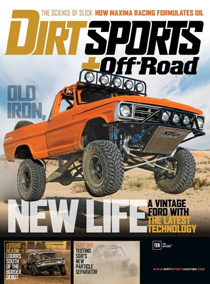 Dirt Sports & Off-Road Cover - 1/1/2016