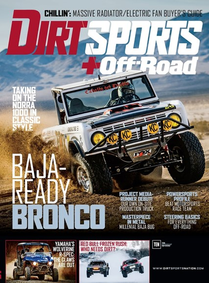 Dirt Sports & Off-Road Cover - 6/1/2015