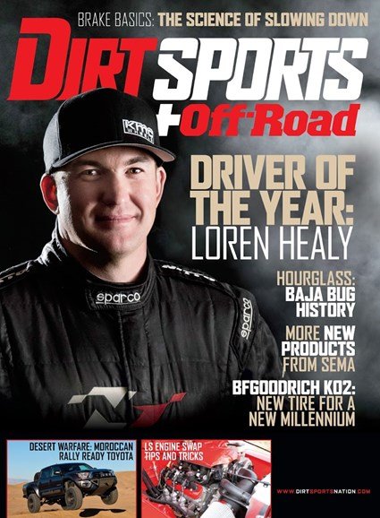 Dirt Sports & Off-Road Cover - 5/1/2015
