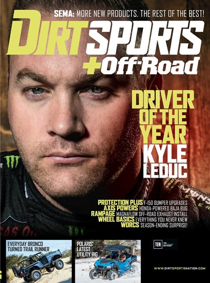 Dirt Sports & Off-Road Cover - 5/1/2016