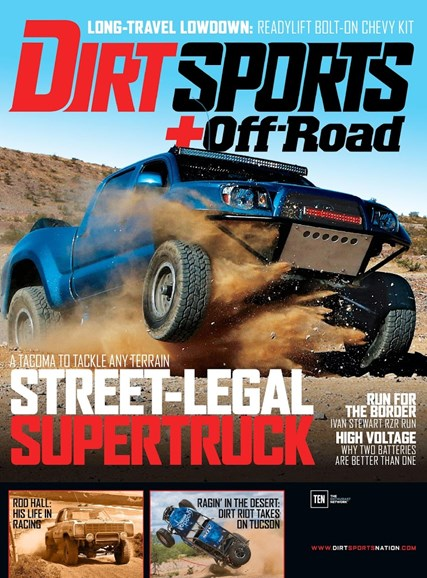 Dirt Sports & Off-Road Cover - 11/1/2015