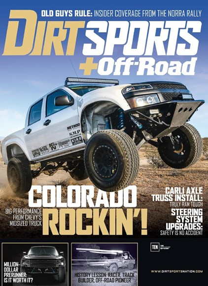 Dirt Sports & Off-Road Cover - 10/1/2015
