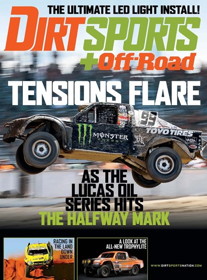 Dirt Sports & Off-Road Cover - 11/1/2014