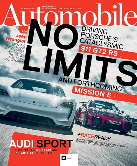 Automobile Cover - 2/1/2018