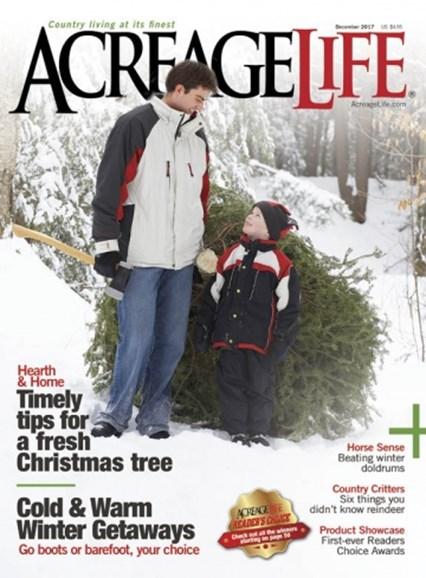 Acreage Life Cover - 12/1/2017