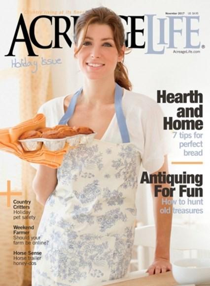 Acreage Life Cover - 11/1/2017