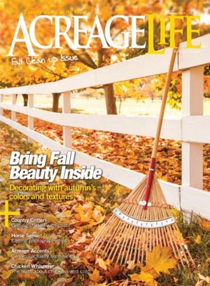 Acreage Life Cover - 10/1/2017
