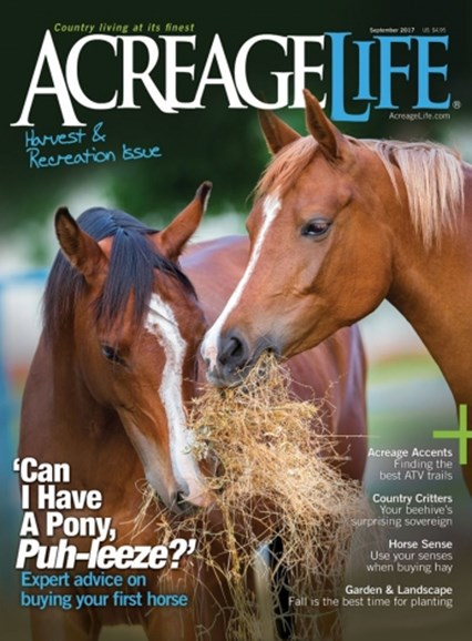Acreage Life Cover - 9/1/2017