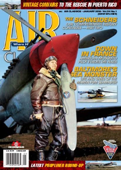 Air Classics Cover - 1/1/2018